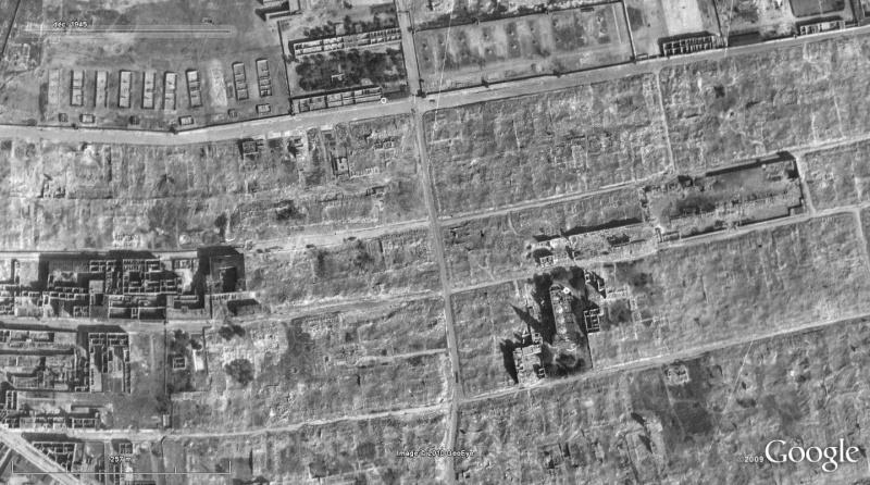 Varsovie ville martyr de la seconde guerre mondiale, images historiques sur GE Varsov16
