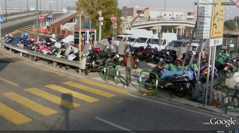 "STREET VIEW ""VISITE THEMATIQUE"" : Venise Venise18"