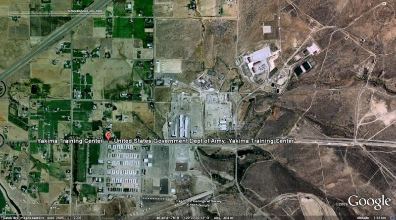 2098! marqué au sol, Etat Washingtion, USA Yakima11