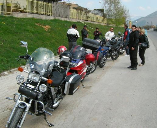Вожња во недела на 12.04.2009год Kicevo10