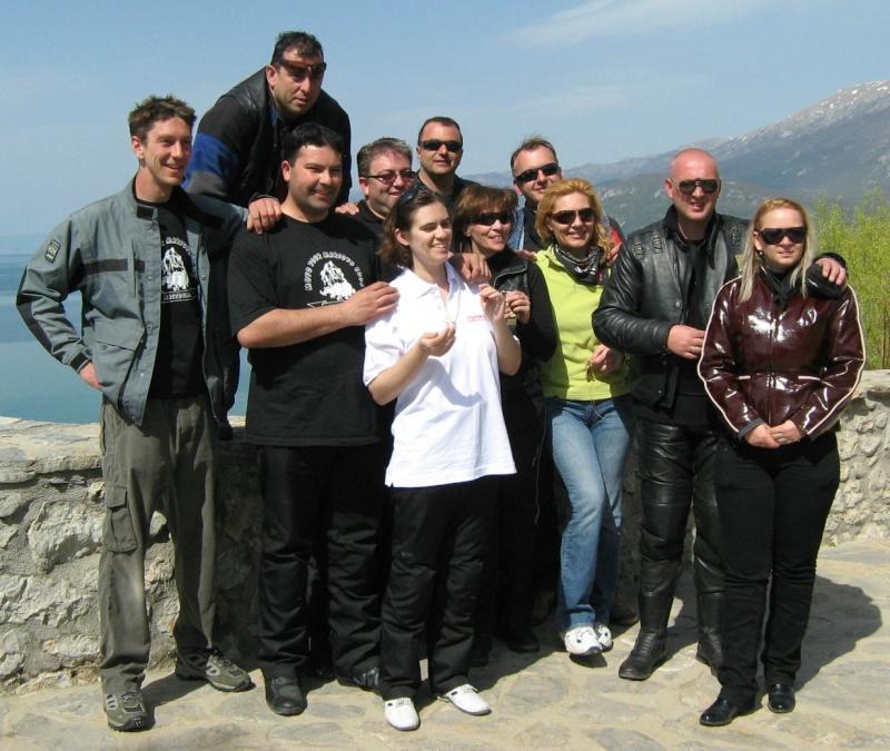 Струга - Св.Наум - Охрид со Gabriel Bolton oд Англија Struga13