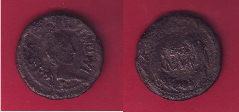As de Turiaso, reinado de Augusto. Ercavi10