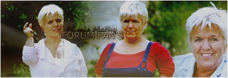 Mimie Mathy Le Forum
