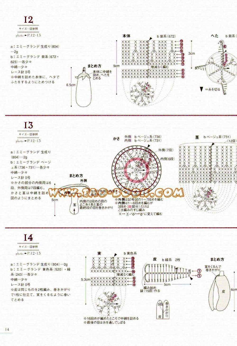 mẫu thú bông hình cây nấm 01511