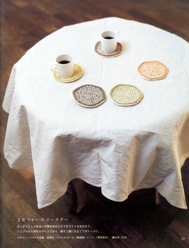 Doily, đồ trang trí, đồ dùng nhà bếp... H61710