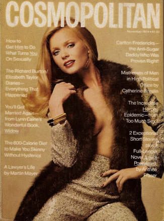 SIXTIES/SEVENTIES SUPER MODELS Cosmo10