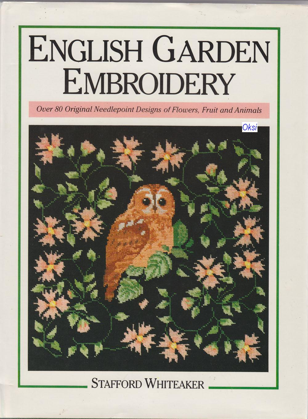 Stafford Whiteaker - English Garden Embroidery 12029110