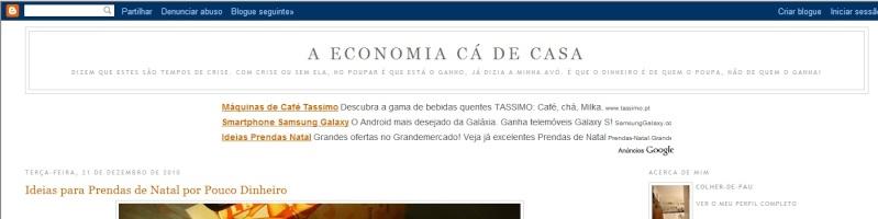 «A Economia Cá de Casa» Econom11