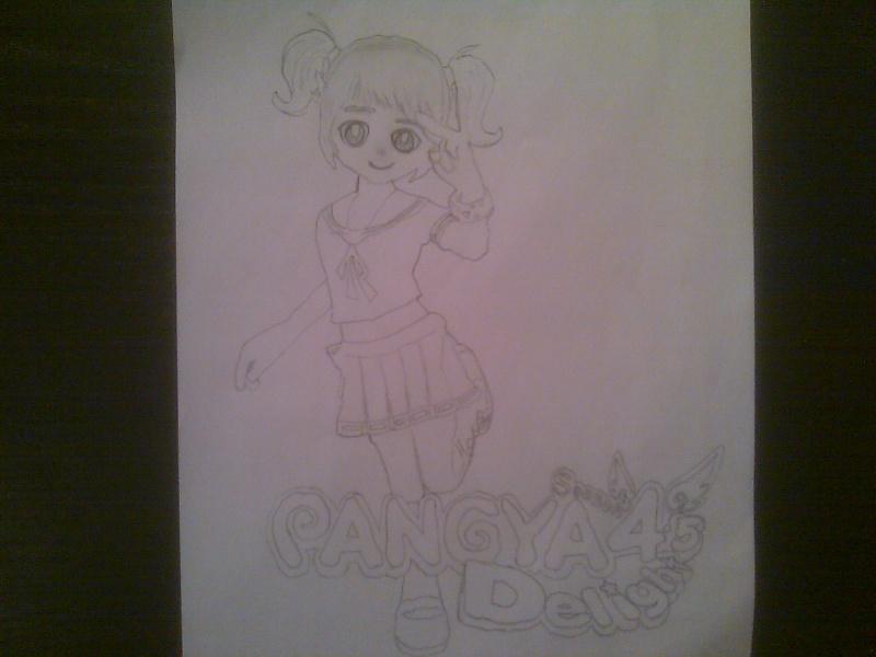 Pangya stuff drawings!!! By - Jazzy <3 Image_10