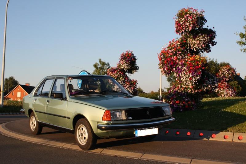 La Renault 18 GTL de mon frère 13juli15