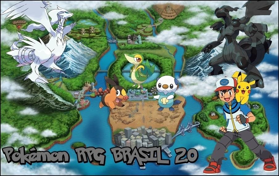 Forum gratis : pokemon rpg world - Portal Isshu10