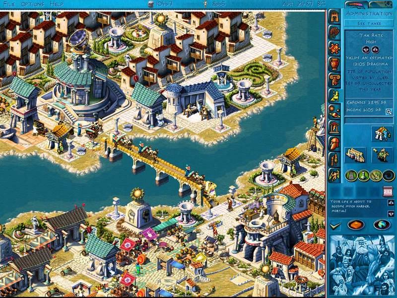 Ancient City build Screen10