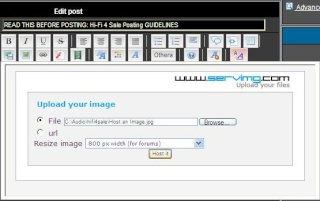 READ THIS BEFORE POSTING: Hi-Fi 4 Sale Posting GUIDELINES Host_i12