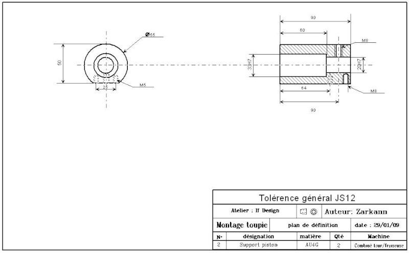 Combiné Lurem 260 (système de calibrage) Piace210