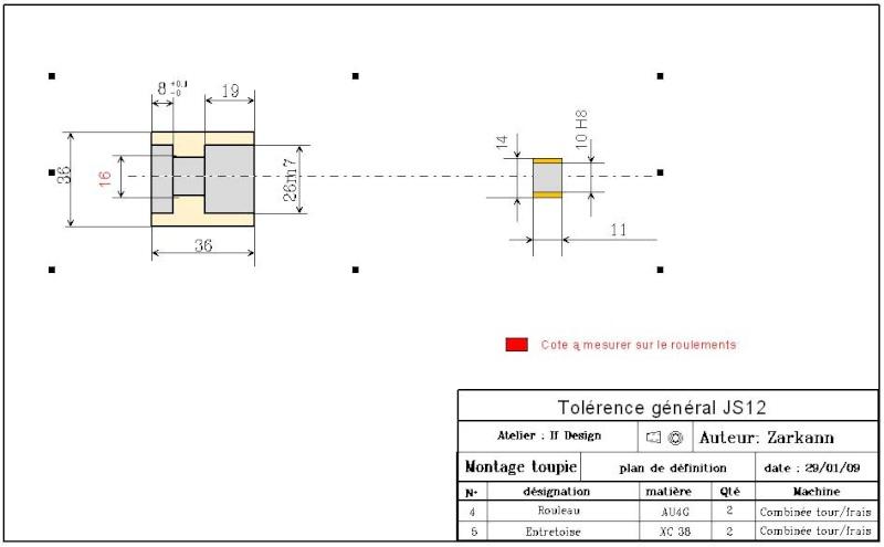 Combiné Lurem 260 (système de calibrage) Piace410