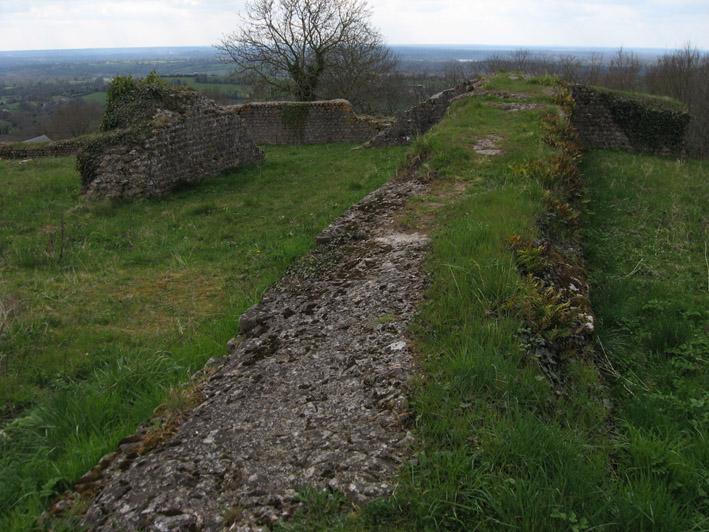 JUBLAINS et sa mystérieuse forteresse Rubric10