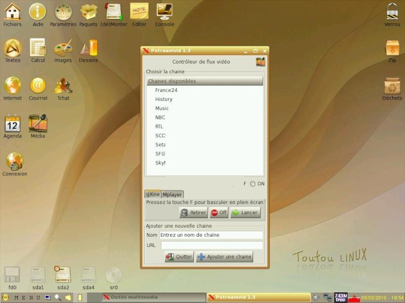 Toutou Linux 4.3.1 Lecteu10