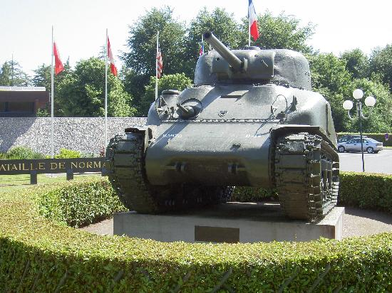 musée de la bataille de normandie ( BAYEUX ) Museum10