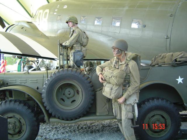 06 juin 1944/06 juin 2009:65°Anniversaire du D-DAY Dsc02123