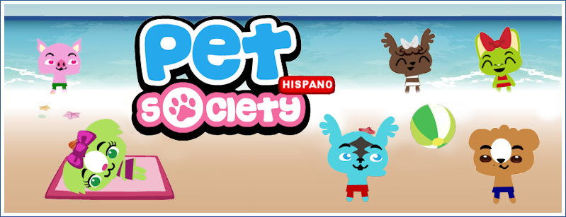 Pet Society Hispano - Portal Verano10