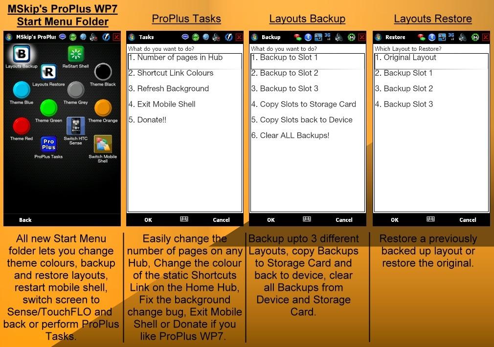 (Thème SPB Mobile Shell): Un air de Windows Phone7(Source xda) Proplu11