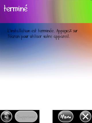 [WM6.5][Build-23409] (v5.4byPhildu91:1932 downloads / v7.1byPhildu91:236 downloads / v7.3byPhildu91 avec ou sans office:491 downloads/ version finale->v7.5(page 58): 427 downloads=3086 downloads) Scree148
