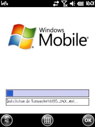 [WM6.5][Build-23409] (v5.4byPhildu91:1932 downloads / v7.1byPhildu91:236 downloads / v7.3byPhildu91 avec ou sans office:491 downloads/ version finale->v7.5(page 58): 427 downloads=3086 downloads) Scree150