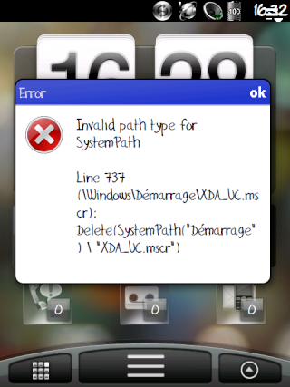 [WM6.5][Build-23409] (v5.4byPhildu91:1932 downloads / v7.1byPhildu91:236 downloads / v7.3byPhildu91 avec ou sans office:491 downloads/ version finale->v7.5(page 58): 427 downloads=3086 downloads) Scree156