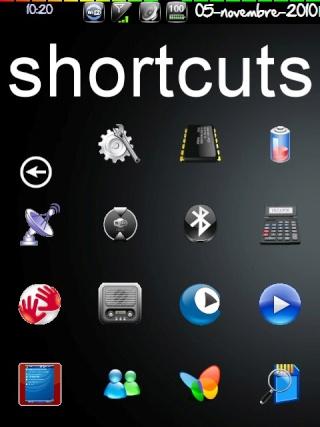 (Thème SPB Mobile Shell): Un air de Windows Phone7(Source xda) Screen60