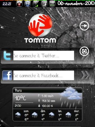 (Thème SPB Mobile Shell): Un air de Windows Phone7(Source xda) Screen63