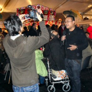 'n dagje op de 1e Pasar Malam Indonesia in Den Haag, 01-04-2010 Sdc14026