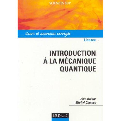 Mécanique quantique 413n3s10