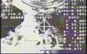 ISS : Amarrage de Progress M-05M le 1er mai 2010 - Page 2 Screen56