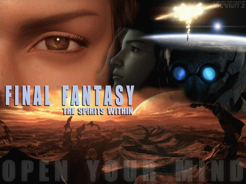 FINAL FANTASY ~ The Spirits Within ~ Ffsw10