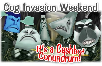 Cog Invasion Weekend Coginv14