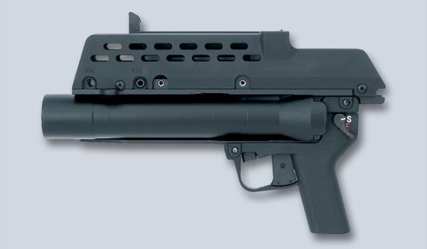 Les armes de l'armée Néerlandaise Ag3610