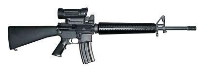 Les armes de l'armée Néerlandaise C7a1_210