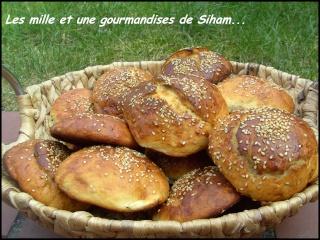 Krachels ou 9rachels marocains ou Brioches marocaines... Cuisin11