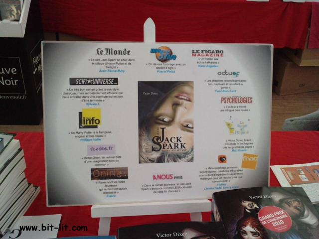 Parcourons les Imaginales 2010 Stand-11