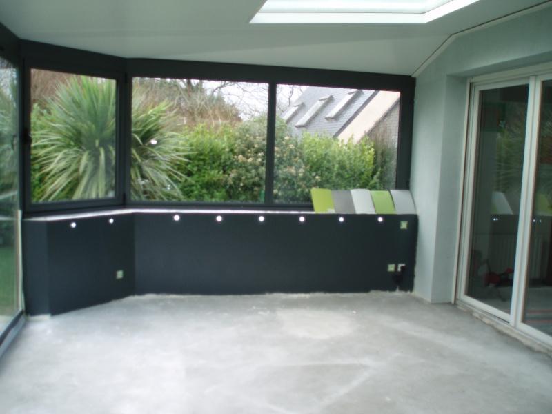 Décoration d'une véranda version extension de maison P1260315