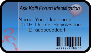 New Forum ID Cards. Forum_11