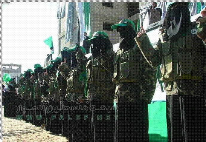 صور مجاهدات غزة 111
