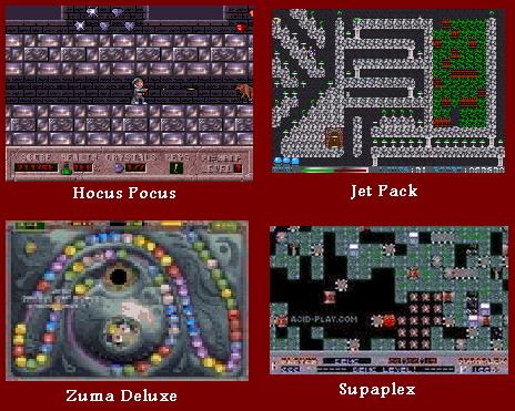 المجموعة المميزة من ألعاب حاسوب المنزل.. حمل الآن Games10