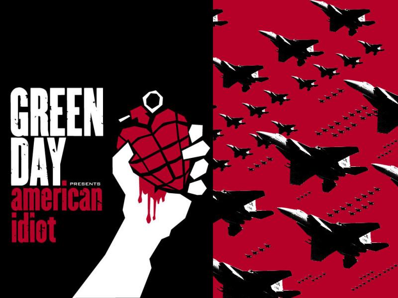 группа Green Day 110