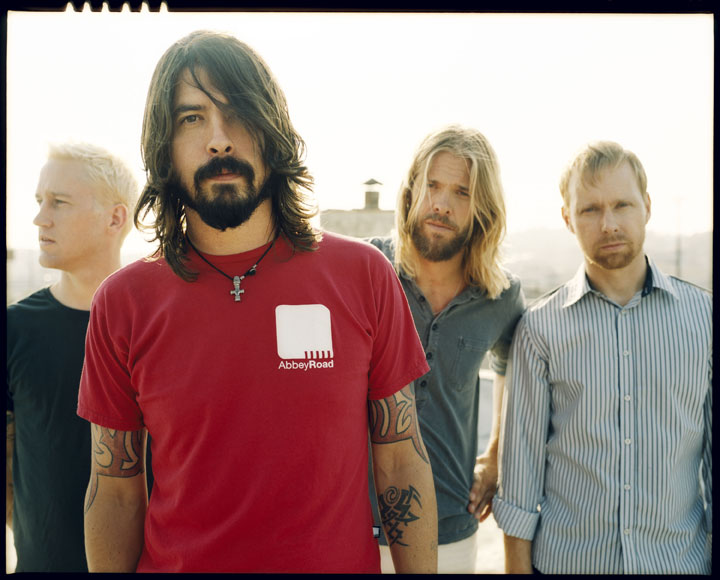 Foo Fighters 210