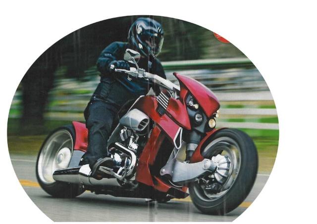 A chacun son style Moto213