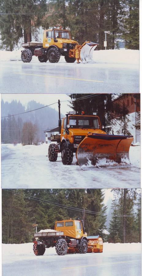 photos unimog chasse neige Chasse10