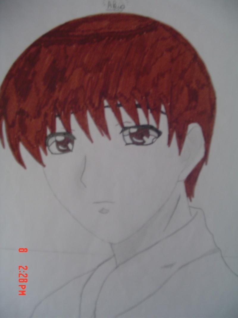 Quelques dessins de moi !^^ Dsc01810