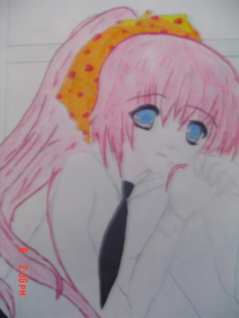Quelques dessins de moi !^^ Dsc01910