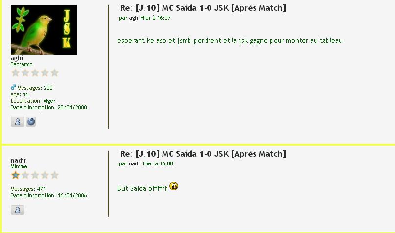 [10ème Journée L1 ]  JSM Béjaia 5-2 MC El Eulma [Après match] - Page 9 Hahaha10